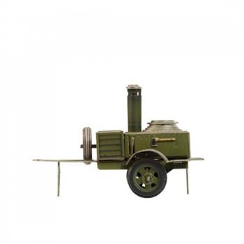 Полевая кухня КП-41. Сборная модель из картона. Масштаб 1/35.