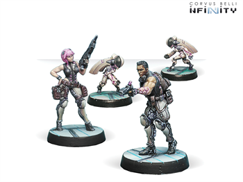 Dactyls, Steel Phalanx Support Pack (ALEPH)