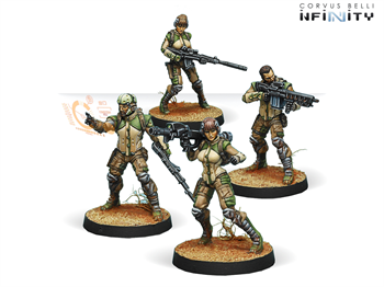 Ghulam Infantry (Haqqislam)
