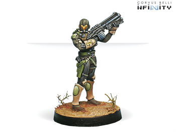 Hassassin Farzans (Boarding Shotgun, Contender) (Haqqislam)