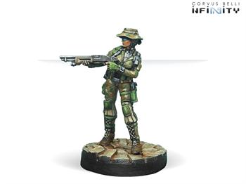Foxtrot Rangers (Boarding Shotgun) (Ariadna)
