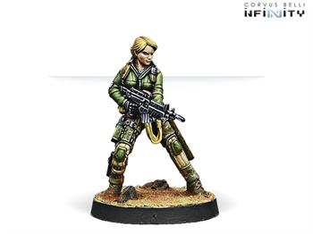 6th Airborne Ranger Reg. (Molotok) (Ariadna)