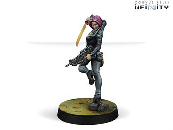 Miranda Ashcroft, Authorized Bounty Hunter (Combi Rifle) (NA2)