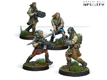 45th Highlander Rifles (Ariadna)