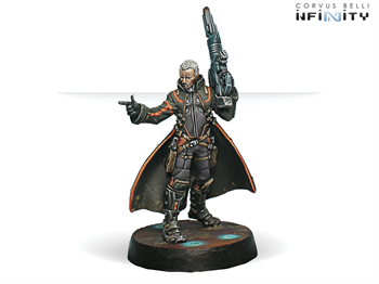 Father Lucien Sforza, Authorized Bounty-Hunter (Viral Rifle + ADHL) (NA2)