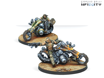 Kum Motorized Troops (Haqqislam)