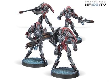 Unidron Batroids (Combined Army)