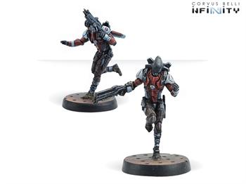 Hellcats (Hacker / Boarding Shotgun) (Nomads)