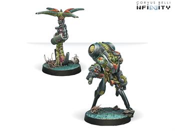 Ikadron Batdroids & Imetron (Combined Army)