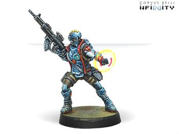 Locust, Clandestine Action Team (Hacker) (PanOceania)