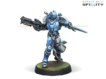 Military Order Father Knight (Spitfire) (PanOceania)