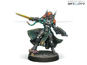 Imperial Agents, Crane Rank (MULTI Rifle, Monofilament CCW) (Yu Jing)