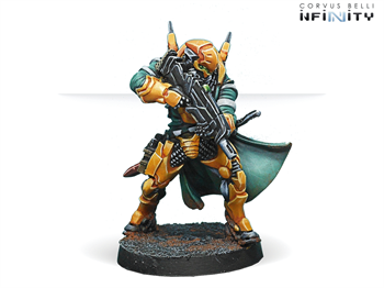Hsien Warriors  (MULTI Rifle)           (Yu Jing)