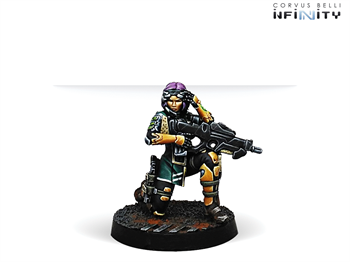 Kǎnrèn Counter-insurgency Group (Hacker) (Yu Jing)