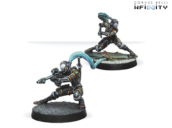 Ninjas (MULTI Sniper/Hacker) (Yu Jing)
