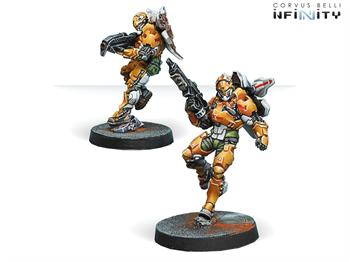 Tiger Soldiers (Spitfire/ Boarding Shotgun) (Yu Jing)