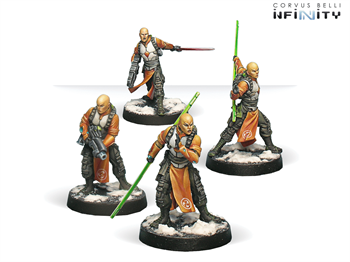Shaolin Warrior Monks (Yu Jing)