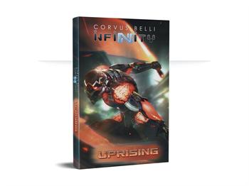 Infinity Uprising (EN)  (Book)