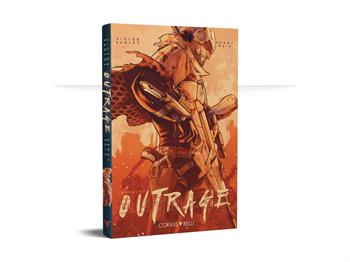 Infinity Outrage (EN) (Book)