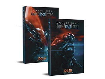 Infinity Core Rulebook 3rd Edition (EN) (Book)