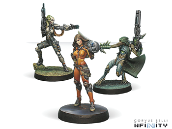 Dire Foes Mission Pack 5: Viral Outbreak (Tohaa VS Shasvastii) (Mission Pack)