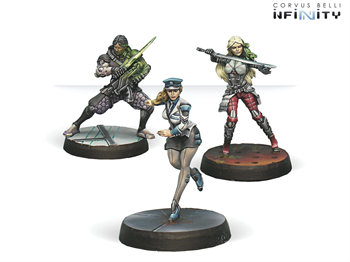 Dire Foes Mission Pack 2: Fleeting Alliance (Nomads VS ALEPH) Lupe Balboa, Thrasymedes, Marine Engineering Officer (Mission Pack)
