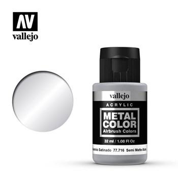 "716.  ""Metal Color""  Алюминий полу-матовый Vallejo"