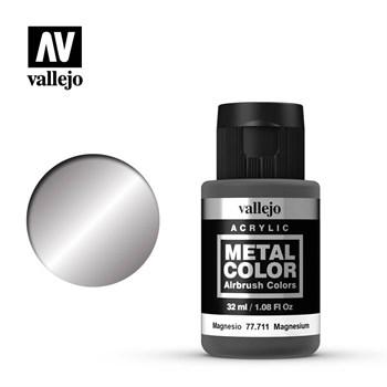 "711.  ""Metal Color""  Магний Vallejo"