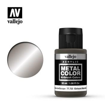 "723.  ""Metal Color""  Выхлопная труба Vallejo"