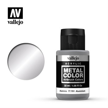 "701.  ""Metal Color""  Алюминий Vallejo"