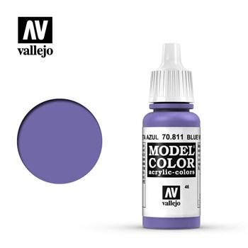 """046.""""Model Color""""  Сине-фиолетовый 811"""