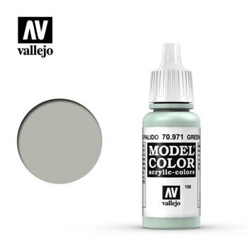 """106.""""Model Color""""  Серо-зеленый пастельный.  971"""