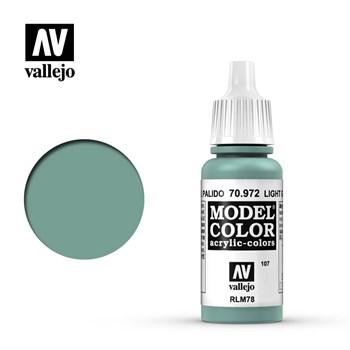 """107.""""Model Color""""  Серо-голубой пастельн.  972"""