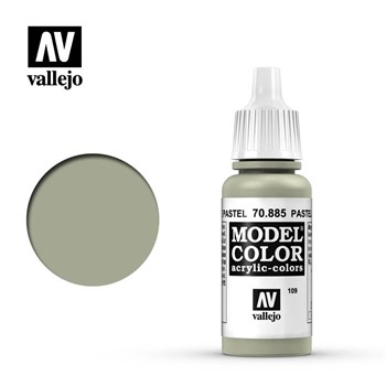 "109.""Model Color""  Серый пастельный. 885 Vallejo"