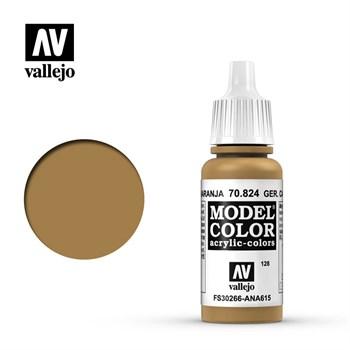 "128.""Model Color""  Немецк.защитный охристый  824 Vallejo"