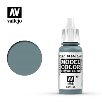 """157.""""Model Color""""  Сине-серый темный  904"""