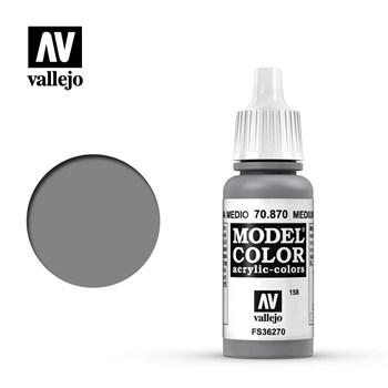"158.""Model Color""  Сероватая морская волна.  870 Vallejo"
