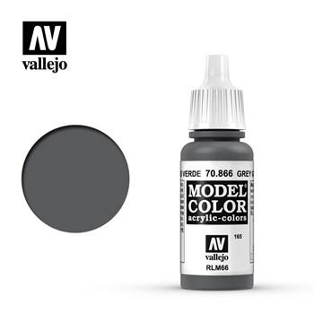 """165.""""Model Color""""  Серо-зеленый.  866 Vallejo"""
