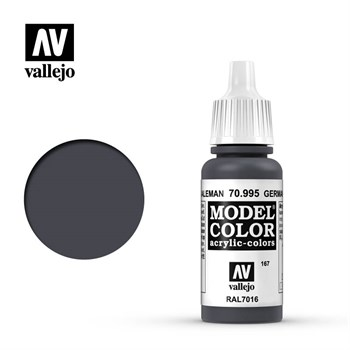 "167.""Model Color""  Немецкий cерый .  995 Vallejo"