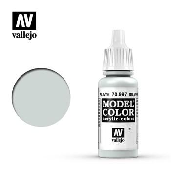 """171.""""Model Color""""  Серебро 997"""