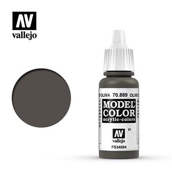 """091.""""Model Color""""  США тускло-коричневый  889"""