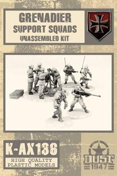 AXIS SUPPORT UNITS - MODEL KIT