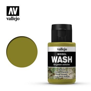 Тонирующая Жидкость Model Wash Зеленая Темная