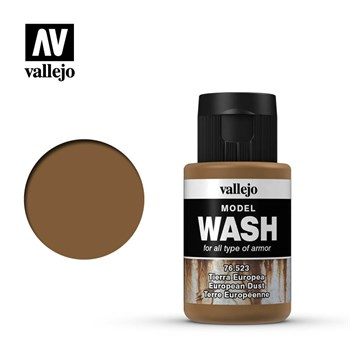 Тонирующая Жидкость Model Wash Пыль Европы