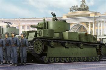 Soviet T-28e Medium Tank  (1:35)