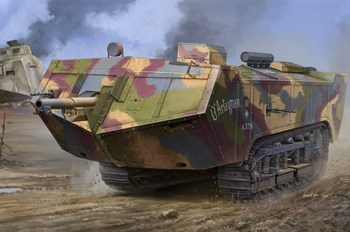 French Saint-Chamond Heavy Tank - Late  (1:35)