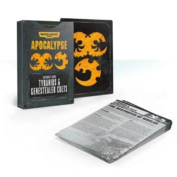 Apocalypse Datasheets: Tyranids + Gene Cults (eng)