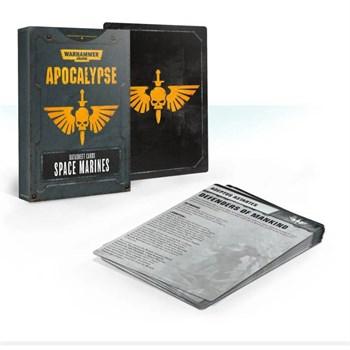 Apocalypse Datasheets: Space Marines Eng