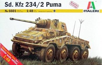 Sd.Kfz. 234/2 Puma (1:48)