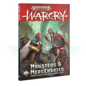 Warcry: Monsters & Mercenaries (eng)